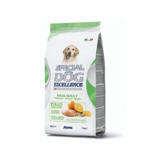 Special Dog Excellence Maxi Adult 3kg