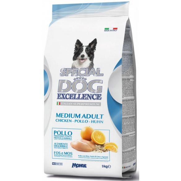 Special Dog Excellence Médium Adult Csirke 3kg