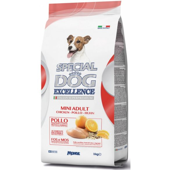 Special Dog Excellence Mini 3kg