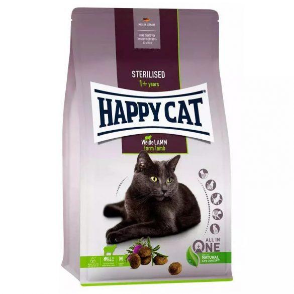 Happy Cat Adult Steril Bárány 4kg