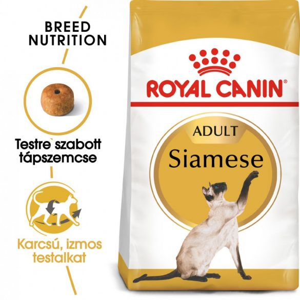 ROYAL CANIN SIAMESE ADULT 10kg Macska száraztáp