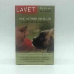LAVET Algás Multivitamin tabl.kutyának 50db