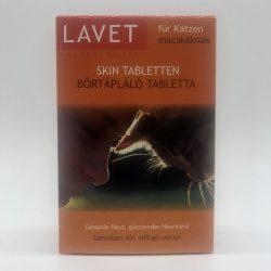 LAVET Bőrtápláló tabl. macskának 50db
