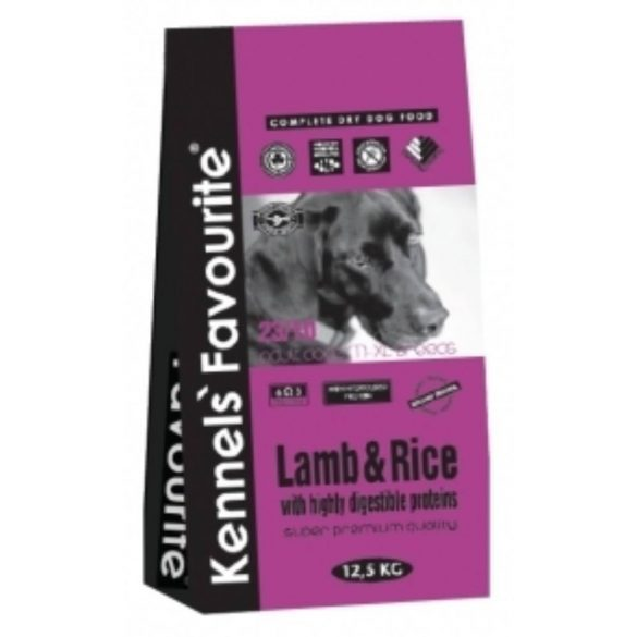 Kennel's Favourite Lamb 20kg