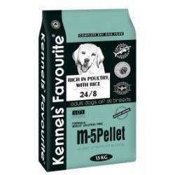 Kennel's Favourite M5 pellet 15kg