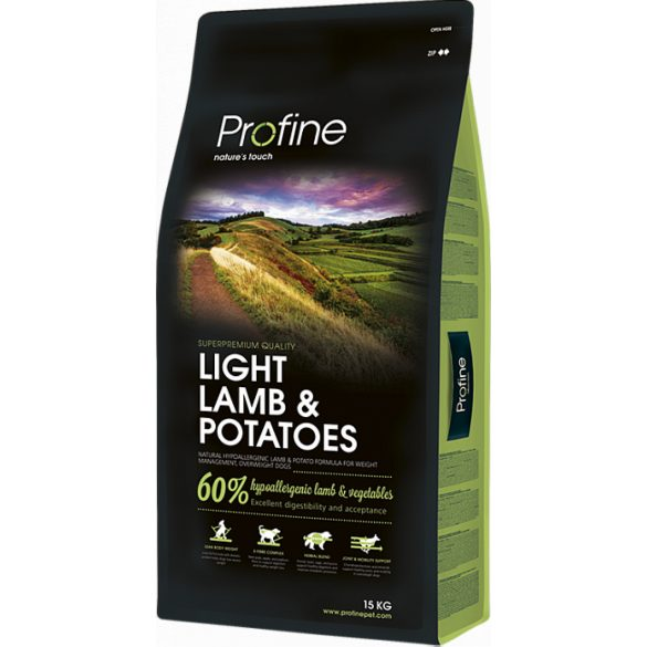 Profine Light Lamb 15kg