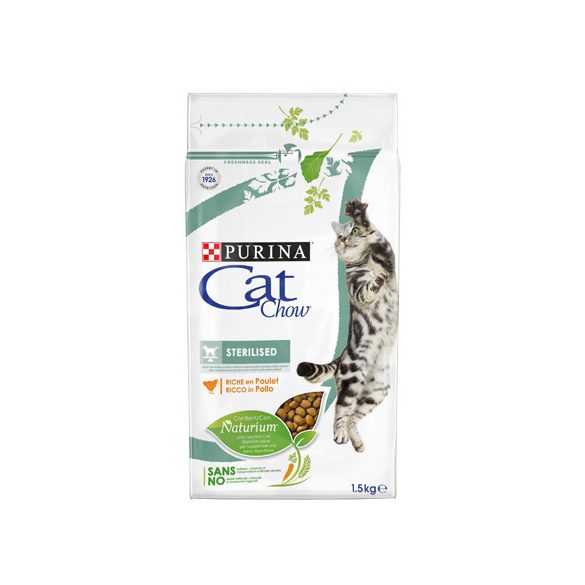 Cat Chow Steril 15kg
