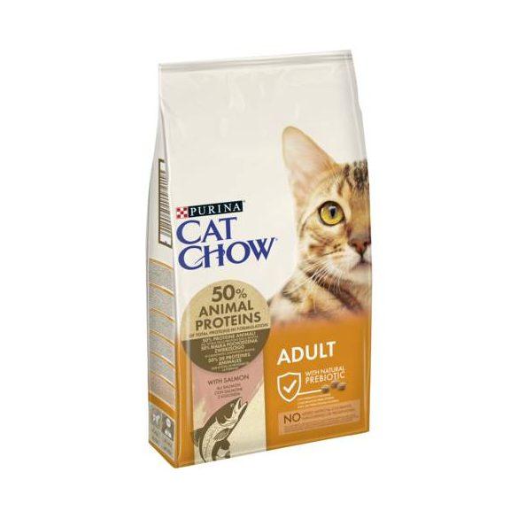Cat Chow Tonhal+Lazac 15kg