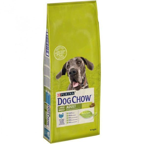 Dog Chow 14kg Adult Large Pulyka