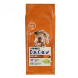 Dog Chow 14kg Mature Adult 5+ Bárány