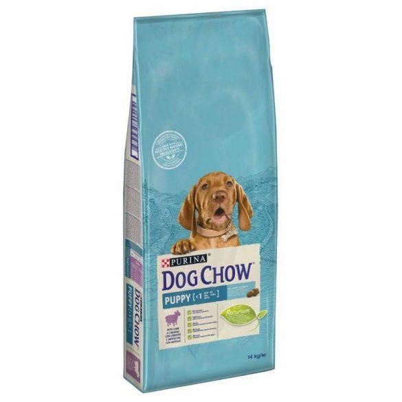 Dog Chow Puppy Bárány 14kg
