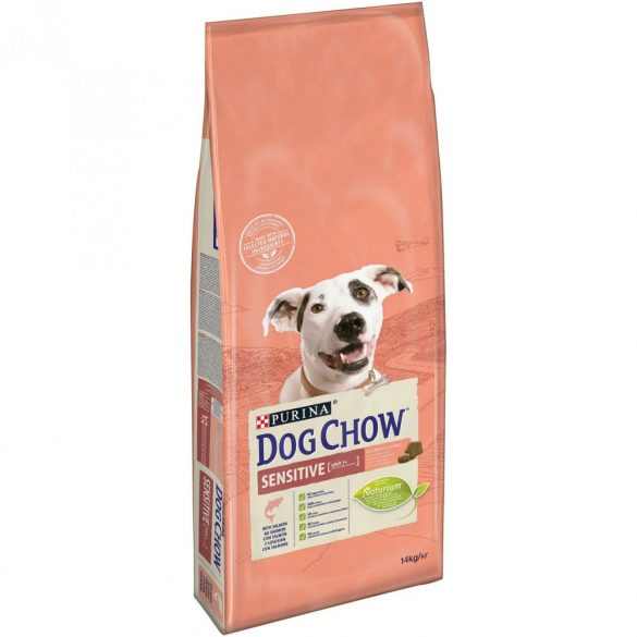 Dog Chow 14kg Sensitive Lazac