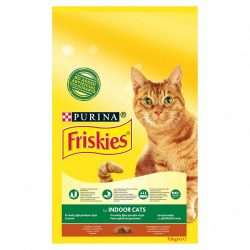 Friskies 10kg Indoor