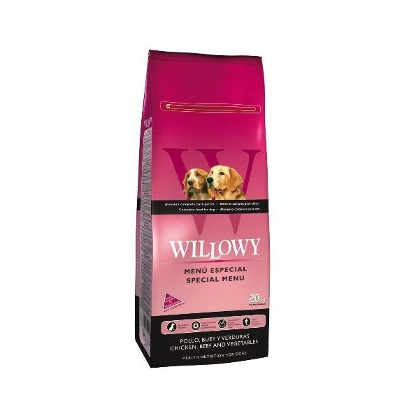 Willowy Special Menü 20kg
