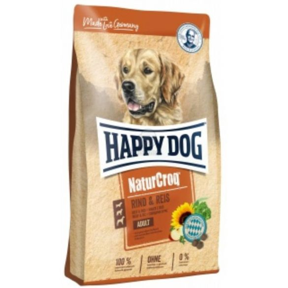 Happy Dog Natur-Croq Marha 15kg