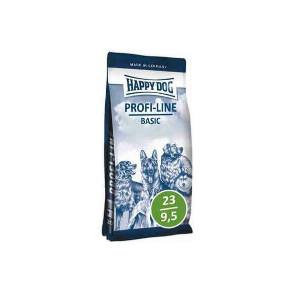 Happy Dog Profiline Basic 23/9,5  20kg