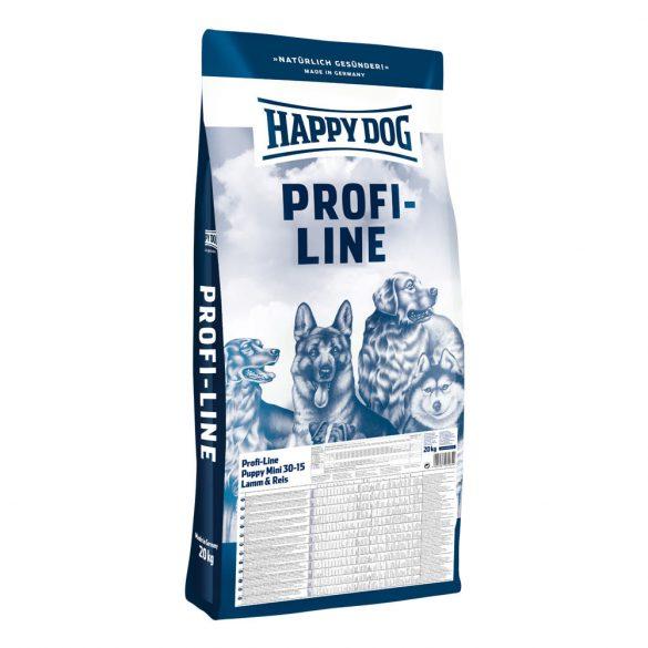 Happy Dog Profiline Mini Puppy 20kg Csirkementes