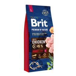 Brit Prémium Adult Large 15kg
