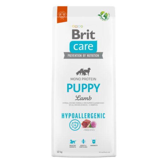 Brit Care Puppy Lamb 12kg