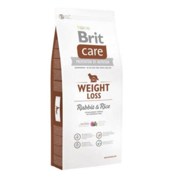 Brit Care Weight Loss Rabbit&Rice 12kg