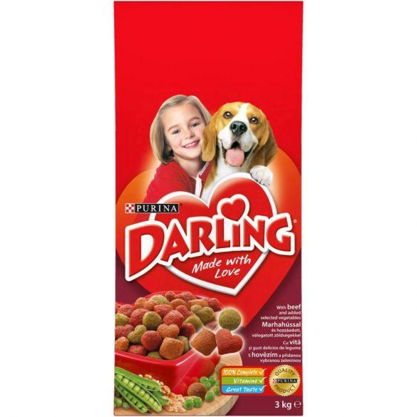 Darling Száraz kutyaeledel marhahússal 15kg