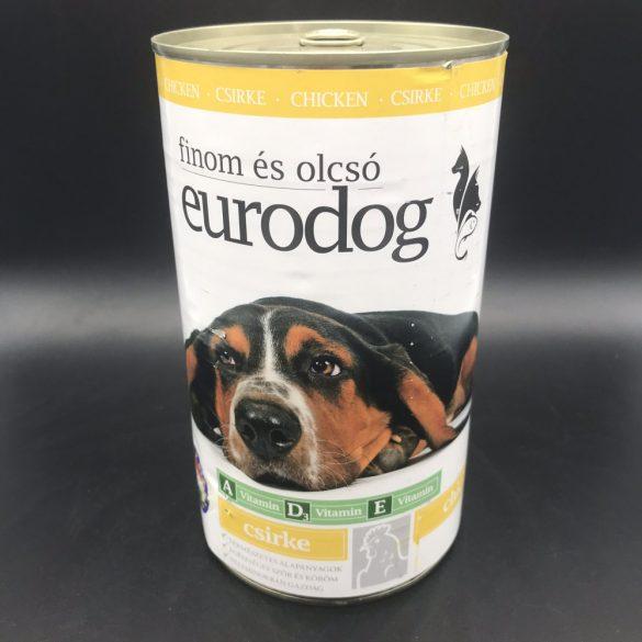 Euro Dog 1240g Csirke