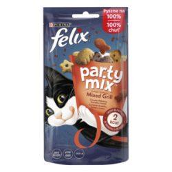Félix Party Mix Grill Selection 60g Marha + Csirke + Lazac