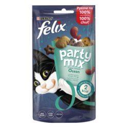Félix Party Mix Ocean Selection 60g lazac - tőkehal - pisztráng
