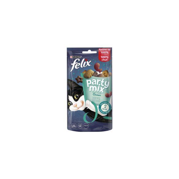 Félix Party Mix 60g Ocean 3féle Hal