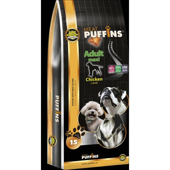 Puffins Natural Adult Maxi 12Kg