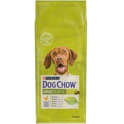 DOG CHOW Adult Csirkével száraz kutyaeledel 14kg