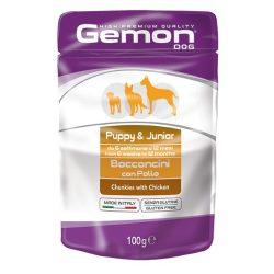 Gemon Dog Alutasak 100g Puppy&Junior Csirke