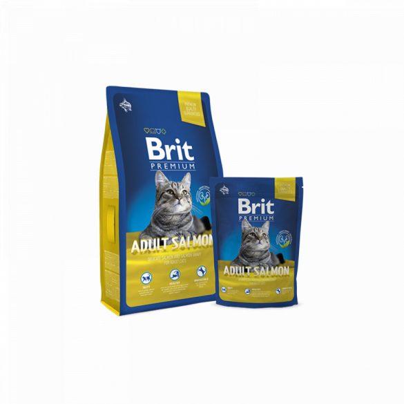 Brit Prémium Cat Adult Salmon 1,5kg