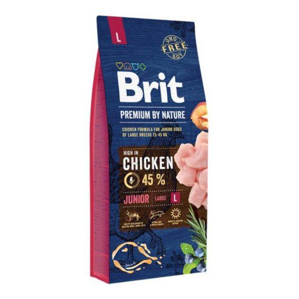Brit Premium Large Junior 15kg