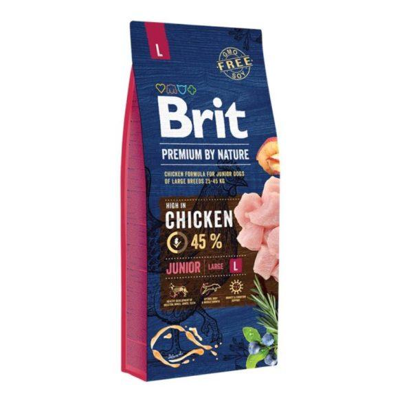 Brit Prémium Junior Large 15kg