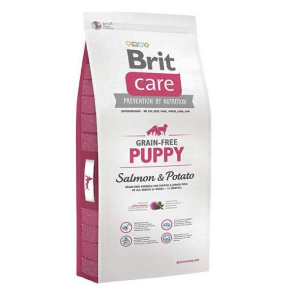 Brit Care Grain-free Puppy (Salmon & Potato) 12kg