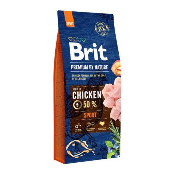 Brit Prémium Sport 15kg