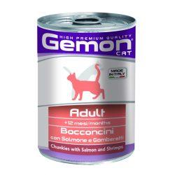 Gemon Cat 400g Lazac